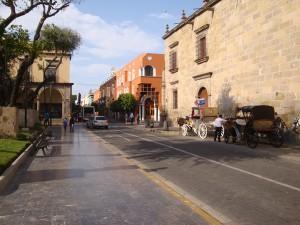 Calle Centro Historico 300x225 Centro Histórico de Guadalajara