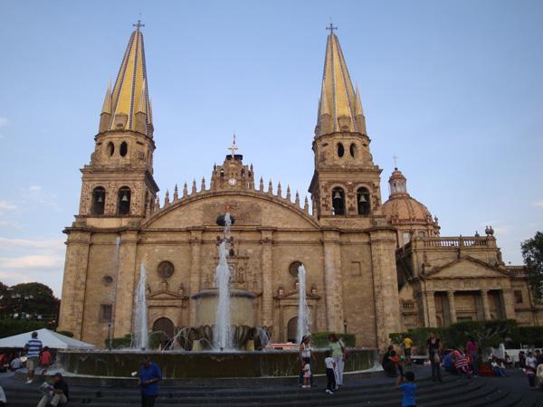 Catedral Guadalajara Catedral de Guadalajara