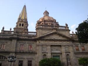 Catedral Metropolitana 300x225 Catedral de Guadalajara