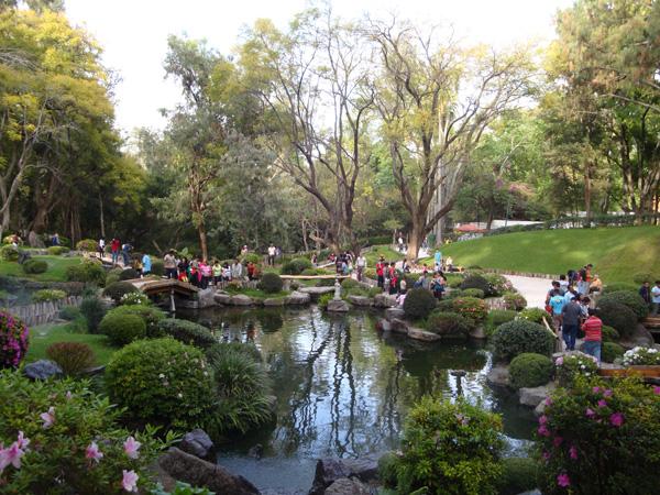 Jardin Japonés Bosque Los Colomos