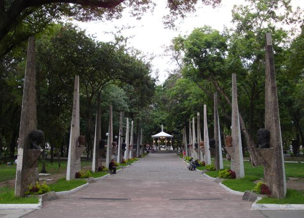 Parque Morelos Parque Morelos