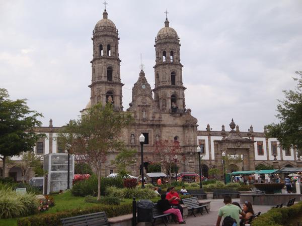 Plaza Americas Centro Histórico de Zapopan