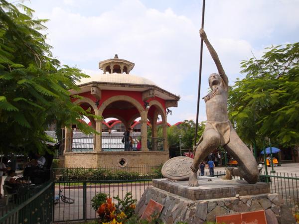 Plaza Cihualpilli Centro Histórico de Tonalá