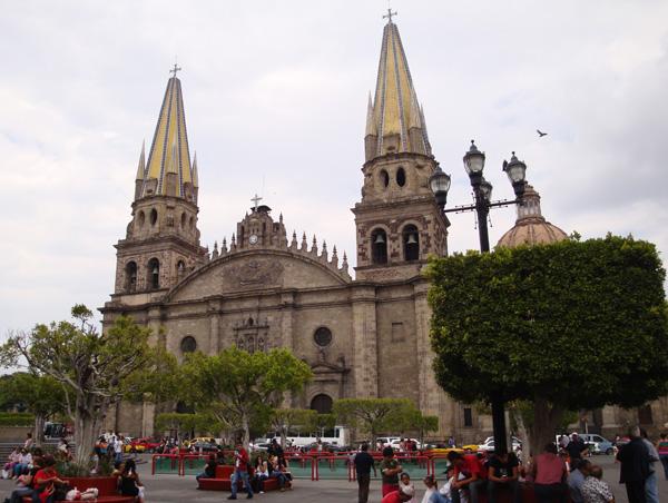 Plaza Guadalajara1 Plaza Guadalajara
