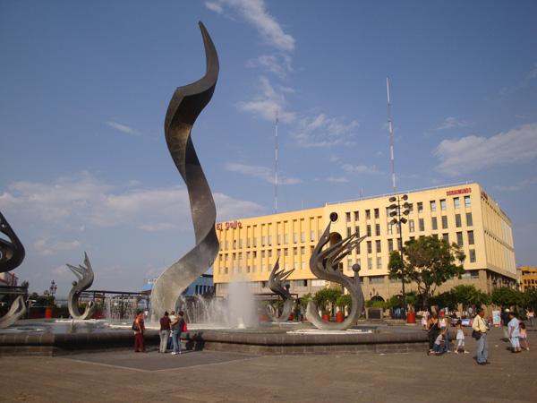Plaza_Tapatia