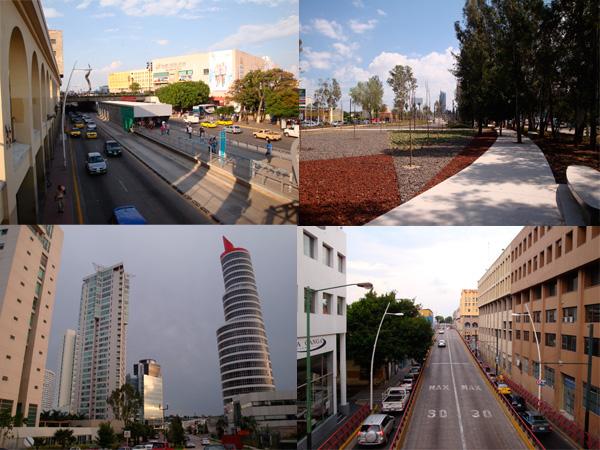 ZMG Zona Metropolitana de Guadalajara