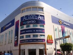Plaza Alameda
