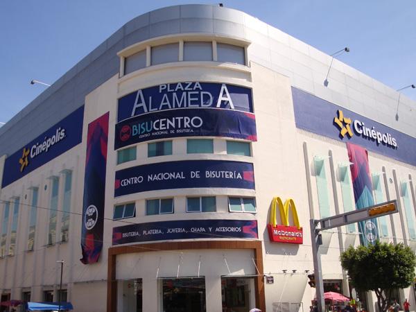 Plaza Alameda Plaza Alameda