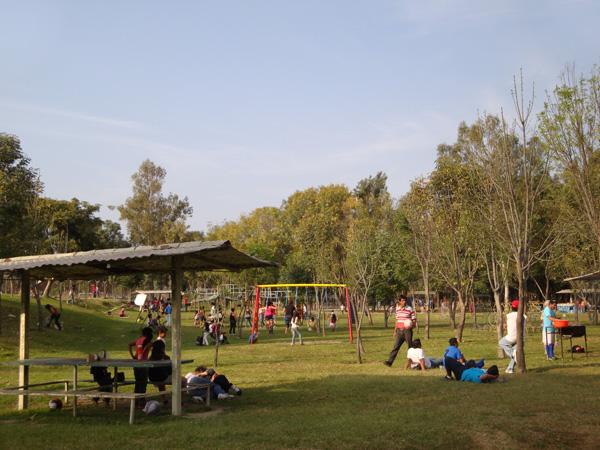 Parque Solidaridad Parque de la Solidaridad