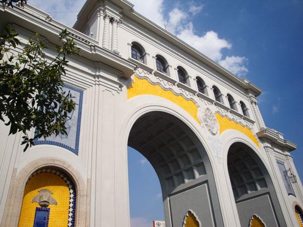 Arcos de Guadalajara Monumento Los Arcos