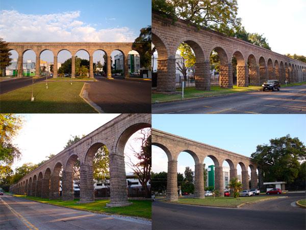 Acueducto Guadalajara El Acueducto de Guadalajara