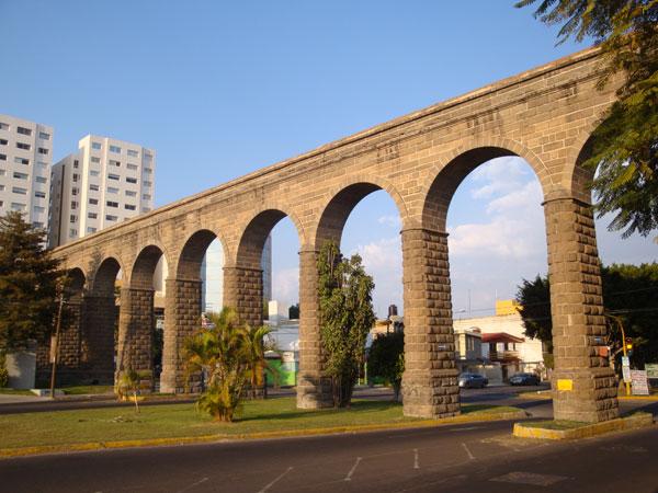 Acueducto El Acueducto de Guadalajara