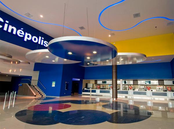 Cinemas Cinemas en Guadalajara