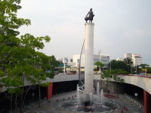 Glorieta Colón