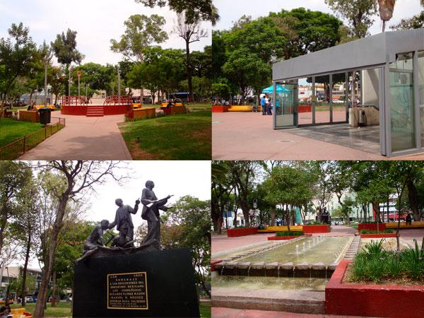 Parque Rojo Parque Revolución
