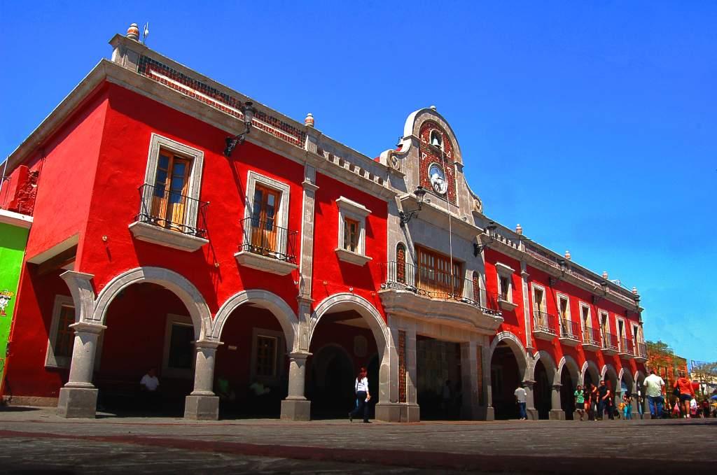 Palacio Municipal de Tonalá Palacio Municipal de Tonalá