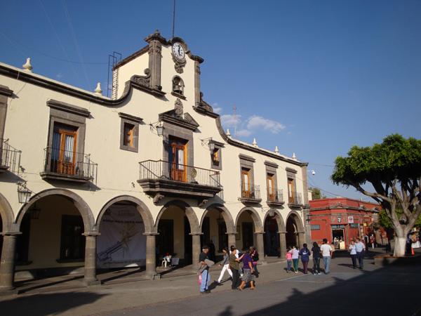 Palacio Municipal Tlaquepaque Palacio Municipal de Tlaquepaque