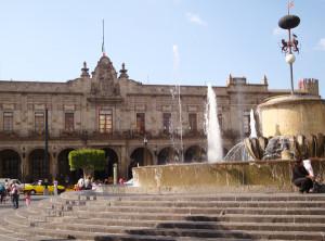 Palacio Municipal de Guadalajara
