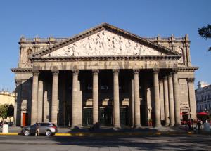 Teatro Degollado 300x215 Teatro Degollado