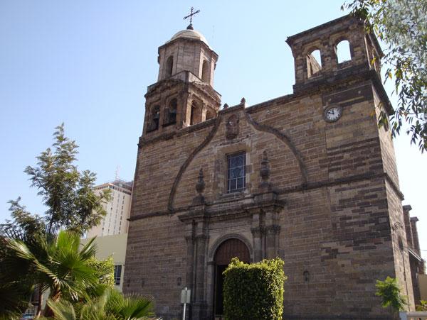 Basílica de San Juan Bautista Parroquia de San Juan Bautista