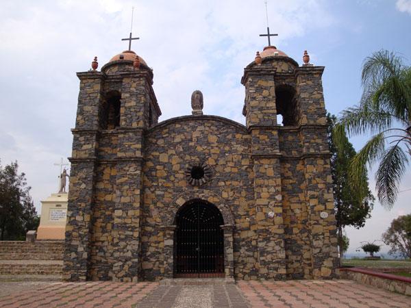 Capilla Virgen Guadalupe Capilla de la Virgen de Guadalupe
