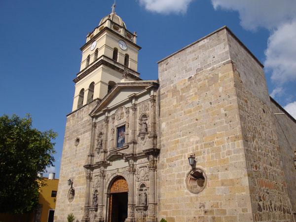 Templo San José Analco Parroquia de San José de Analco