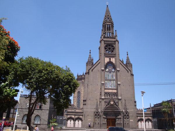 Templo de Nuestra Señora del Rosario