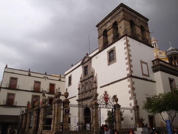 Templo de La Merced Templo de La Merced