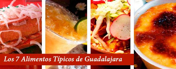Comida de Guadalajara Bienvenidos a la Perla Tapatía
