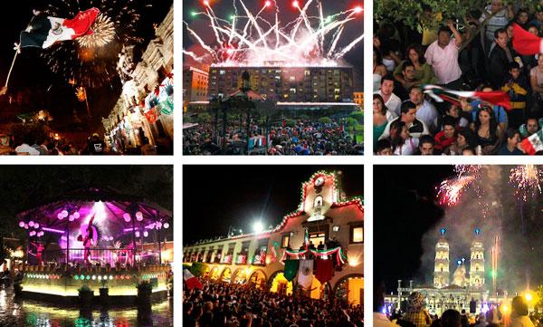 Fiestas Patrias en Guadalajara