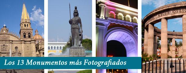 Monumentos de Guadalajara1 Bienvenidos a la Perla Tapatía