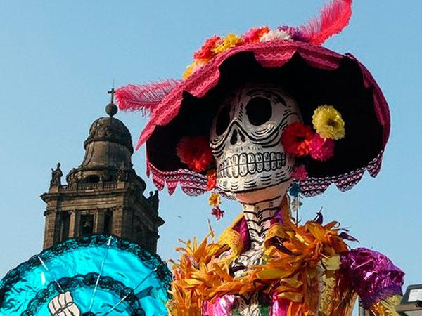 Festival de la Catrina