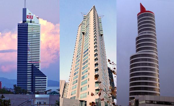 Rascacielos de Guadalajara