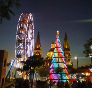 Festival Navideño Guadalajara 2014