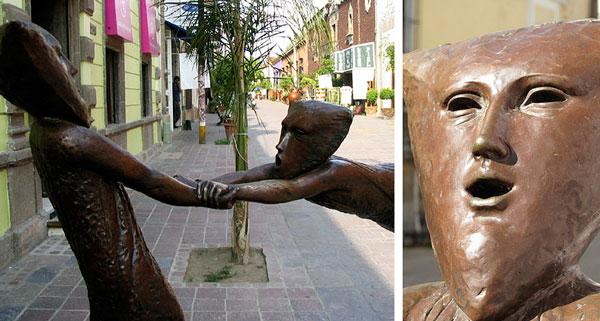 Esculturas-Sergio-Bustamante