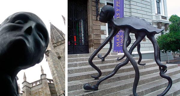 Esculturas-UDG-Guadalajara