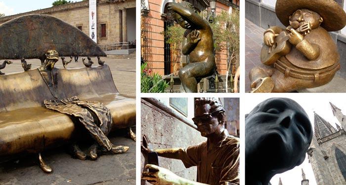 Esculturas-de-Guadalajara