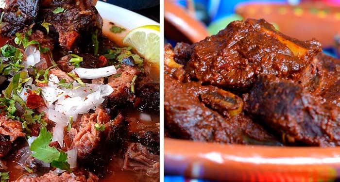 Birria receta for Como cocinar carne de chivo