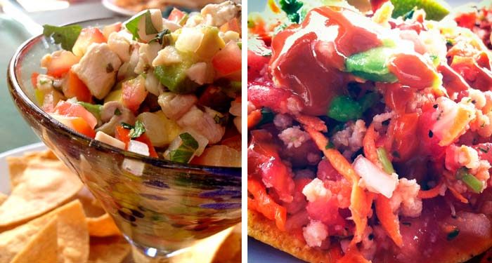 Image result for ceviche vallarta
