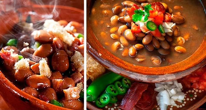 receta para frijoles borrachos mexicanos