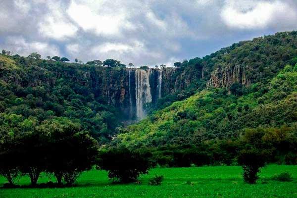 Salto del Gavilan El Salto del Gavilán: La Cascada más alta de Jalisco