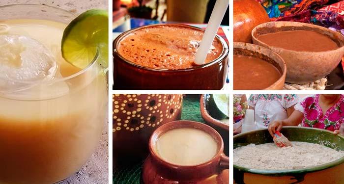 Bebidas-Prehispanicas