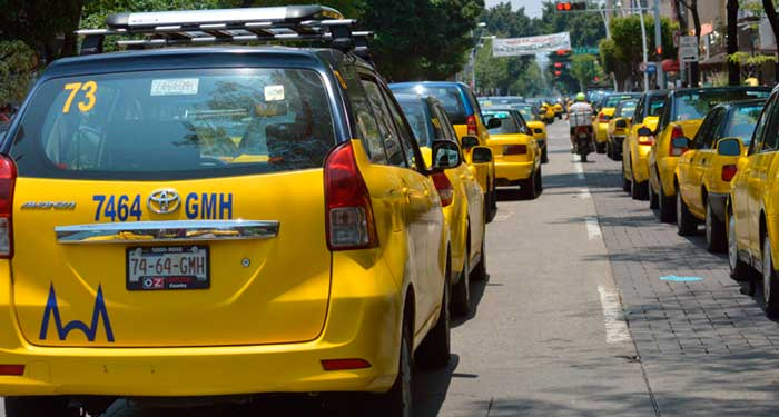 Taxistas-en-GDL