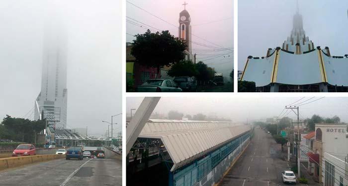 Guadalajara-Neblina
