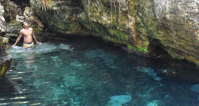 Rio termal mas profundo Jalisco