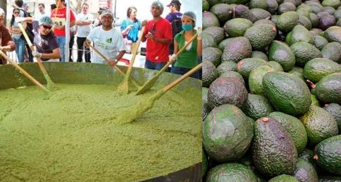 Guacamole Record Guinness