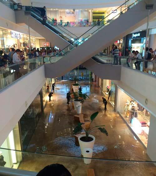 Centro Comercial Galerias Guadalajara: Los 5 Centros Comerciales Que Más Se Inundan En Guadalajara