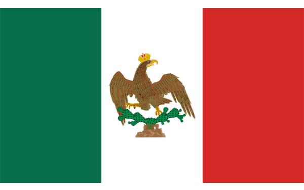 Todos Los Cambios De La Bandera De México Zona Guadalajara