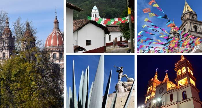 Los 7 Pueblos Mágicos De Jalisco Zona Guadalajara