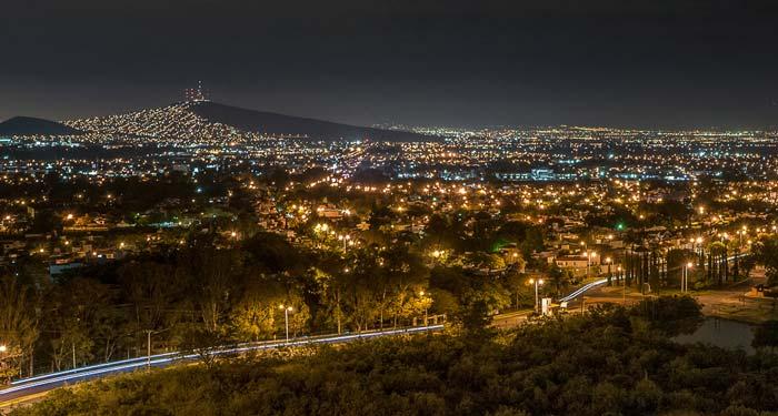 Los 5 miradores para admirar la ciudad de Guadalajara